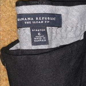 Banana Republic Pants - Banana Republic Sloan Fit Pants